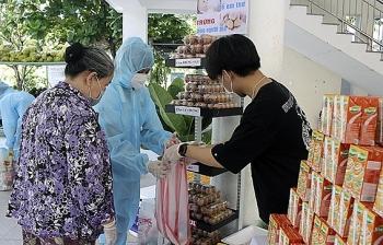 Độc đáo siêu thị di động 0 đồng phục vụ người dân ở Đà Nẵng
