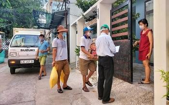 Đà Nẵng: Hỗ trợ tổ trưởng dân phố bị tai nạn nặng khi chở thực phẩm về giúp người dân