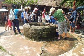 """Giếng cổ ở Cù Lao Chàm: Uống được nước có thể """"thoát ế""""?"""