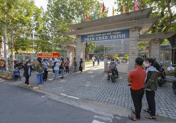 Hàng chục ngàn thí sinh ở Đà Nẵng và Quảng Nam bước vào kỳ thi THPT năm 2020 đợt 2
