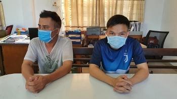 Đà Nẵng: Làm hàng trăm con dấu giả, 2 người đàn ông bị bắt