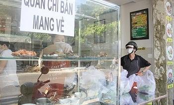 Đà Nẵng ngày đầu nới lỏng giãn cách xã hội: Trường học khai giảng online, nhà hàng chỉ bán đồ mang về