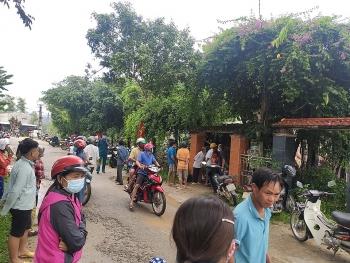 Quảng Nam: Vụ nổ lớn khiến hai vợ chồng tử vong