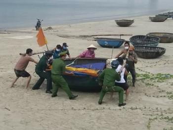 Đà Nẵng cấp tập triển khai phương án và lực lượng phòng chống bão số 5