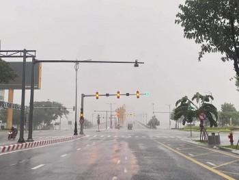 Đà Nẵng hoàn tất công tác ứng phó với bão số 5