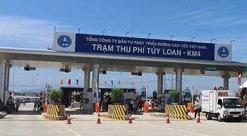Nhiều trạm thu phí trên cao tốc Đà Nẵng – Quảng Ngãi thu phí trở lại