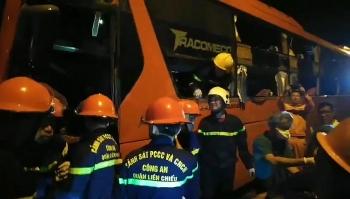Đà Nẵng: Tai nạn giao thông nghiêm trọng khiến 2 người tử vong cùng nhiều người bị thương