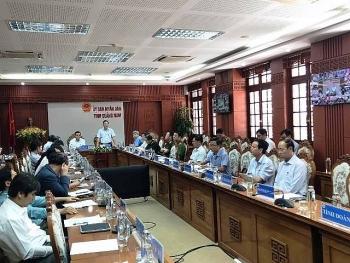 Đà Nẵng – Quảng Nam chủ động tích cực đối phó với bão số 9