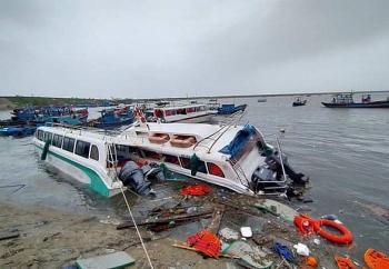 Quảng Nam – Quảng Ngãi ngổn ngang sau bão số 9, nhiều nơi thiệt hại nặng