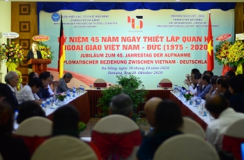Ra mắt Chi hội Doanh nghiệp Việt Nam – Đức TP Đà Nẵng nhân kỷ niệm 45 năm quan hệ Việt – Đức