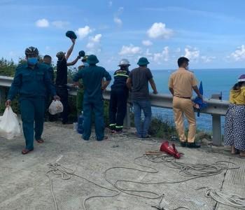 Tích cực tìm kiếm ngư dân câu mực mất tích ở biển Đà Nẵng
