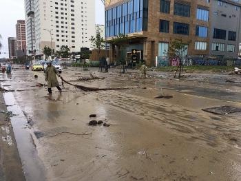 Đà Nẵng an toàn trong bão số 13