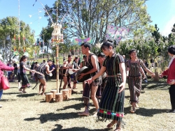 Đà Lạt: Độc đáo không gian nghệ thuật văn hóa dân tộc bên Hồ Xuân Hương