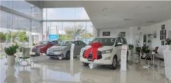 Chịu nhiều sức ép, Toyota giảm giá hàng loạt mẫu xe