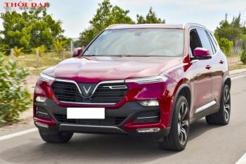 Giá xe ô tô VinFast tháng 1/2021: Thấp nhất từ 382 triệu đồng