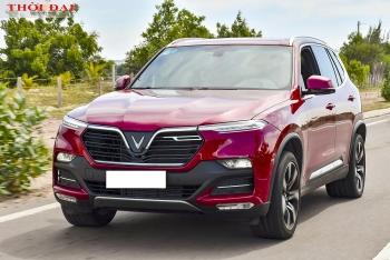 VinFast Lux SA2.0: Mẫu SUV hạng E giá hời?