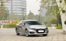 Honda tăng trưởng kỷ lục trong tháng 5/2020