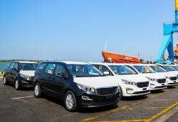 THACO bất ngờ xuất khẩu xe sang Thái Lan