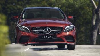 Mercedes-Benz 'chơi lớn' khi bổ sung C180 AMG