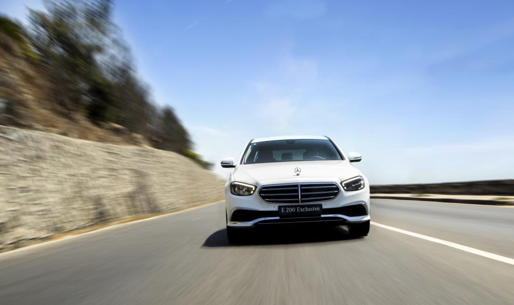 Mercedes-Benz nâng cấp E-Class tại thị trường Việt Nam, giá tăng 30 triệu