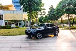 Ảnh chi tiết BMW X6 vừa được giới thiệu tại Việt Nam
