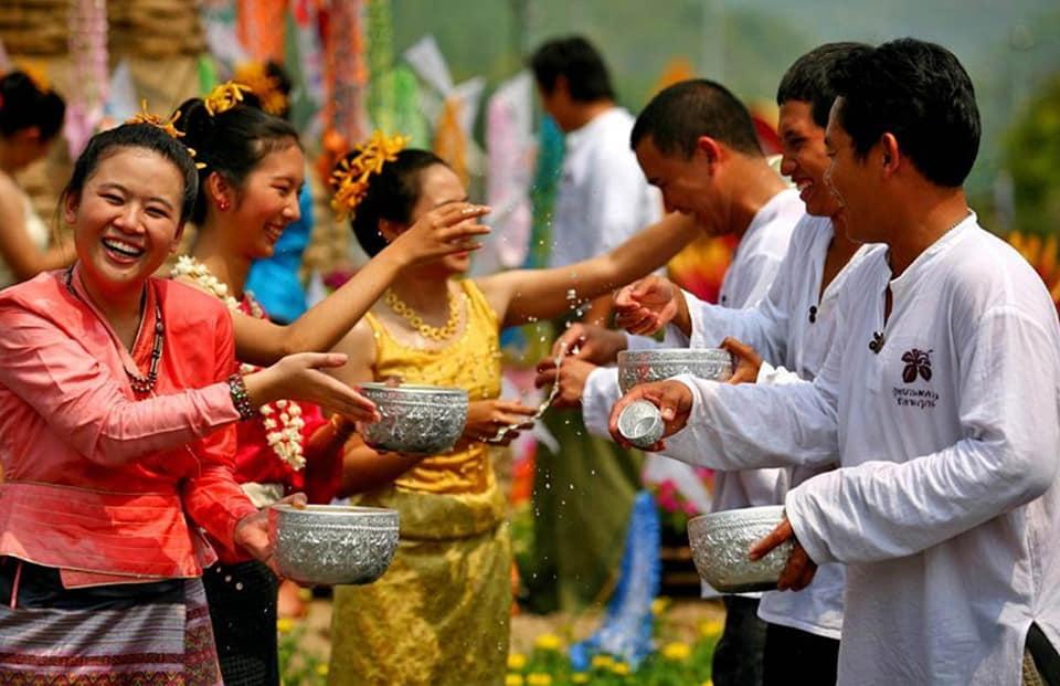 Ấm áp tết cổ truyền Lào - Campuchia- Thái Lan 2021 tại Việt Nam