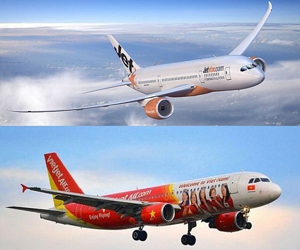 phia sau lai khung cua vietnam airlines vietjet va jetstar