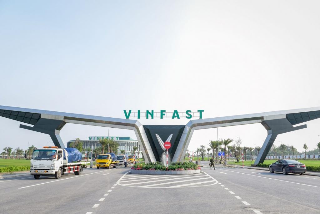vinfast chinh thuc van hanh tu thang 6 thu hut gan 5 nghin viec lam