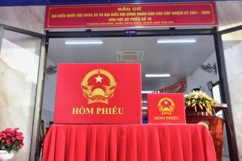 Bầu cử Quốc hội là quyết tâm của Việt Nam vượt qua đại dịch