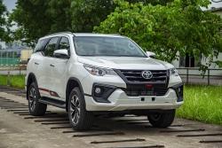 Chương trình ưu đãi dành cho khách hàng mua xe Toyota Fotuner trong tháng 7