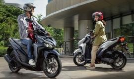 Indonesia: Honda nâng cấp Vario mới, giá hơn 33 triệu đồng