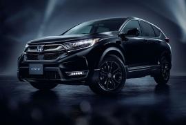Honda CR-V 2020 có thêm bản cao cấp Balck Edition