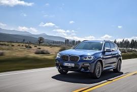 THACO tung ưu đãi hấp dẫn dành riêng cho BMW Series 5 và BMW X3