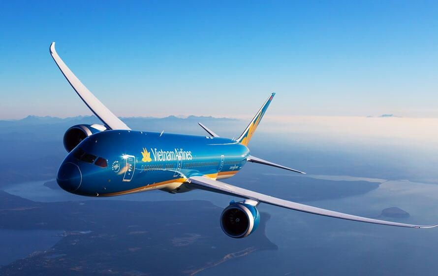 vietnam airlines lai 1650 ty dong chi trong nua dau nam 2019