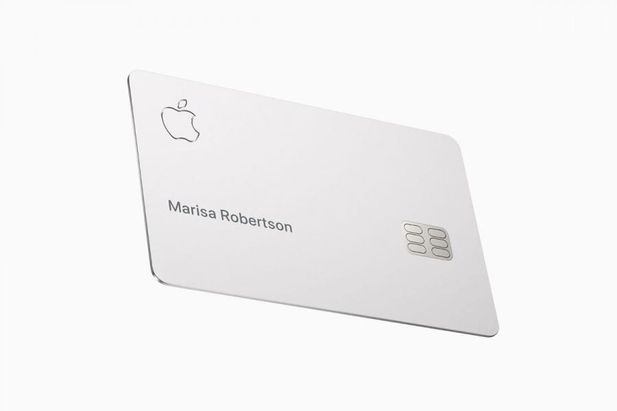 the tin dung apple card khi nao ra mat
