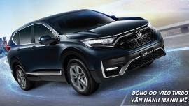 Honda nâng cấp CR-V 2020, nhiều trang bị đáng tiền