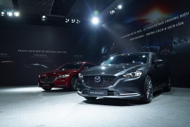 Mazda6 mới giá chưa đến 900 triệu, có gì để cạnh tranh Camry hay Accord?
