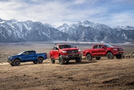 """Ford Ranger được vinh danh là chiếc xe """"Đậm chất Mỹ"""" nhất"""