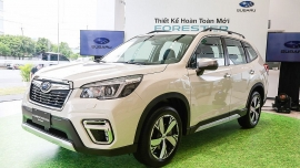 """Subaru Forester nổi """"cá vàng"""": Cục Cạnh tranh và Bảo vệ người tiêu dùng vào cuộc"""