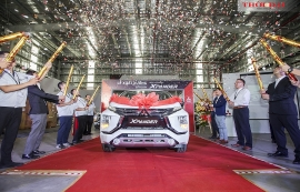 Mitsubishi xuất xưởng Xpander lắp ráp, hưởng ưu đãi 50% trước bạ