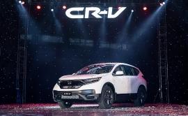 Honda CR-V được lắp ráp trở lại sau hơn 3 năm nhập khẩu