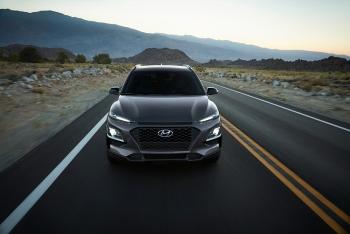 Hyundai giới thiệu Kona 2021 phiên bản cực