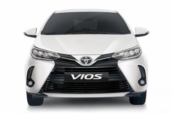 Toyota giới thiệu Vios 2021 tại Philippines, thay đổi nhiều ở ngoại thất