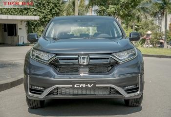 Ảnh: Chi tiết Honda CR-V 2020 lắp ráp trong nước