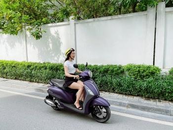 Yamaha Grande – Ngập tràn công nghệ và tiết kiệm nhiên liệu số 1