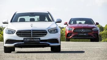 Khách hàng mua xe Mercedes GLC và E-Class sẽ được miễn phí 2 năm bảo dưỡng