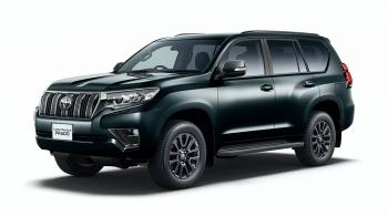 Toyota Land Cruiser Prado 2021 trình làng, động cơ được nâng cấp mạnh mẽ