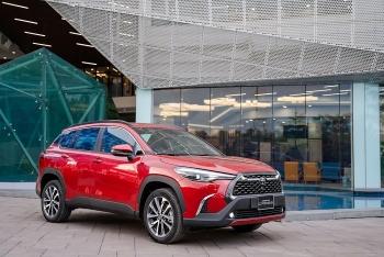 Toyota Corolla Cross tiếp bước các đàn anh, nhận xe sớm phải mua thêm 30 triệu phụ kiện