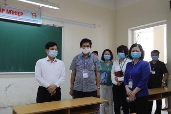 Hà Nội: Chuyển một điểm thi THPT Quốc gia 2020 do có giáo viên là F1