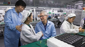 Apple hoãn kế hoạch lắp ráp iPhone tại Việt Nam vì Luxshare